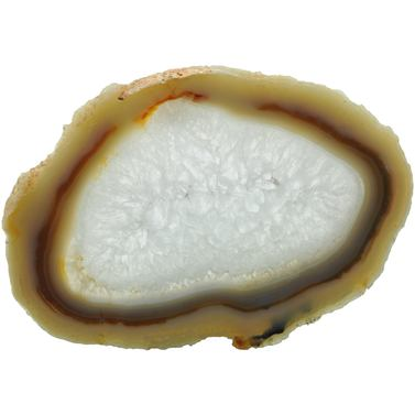 Exclusive Agate Slice L135*B85*H6mm