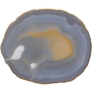 Exclusive Agate Slice L190*B155*H4mm