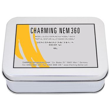 EASY NEM ® 360 Base Metal Partial Denture Alloy 1 kg